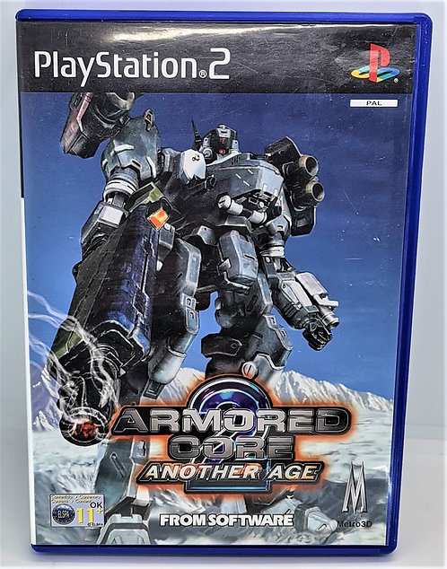 Armored Core 2: Another Age for Sony PlayStation 2 PS2