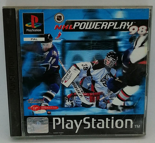 NHL Powerplay '98 for Sony PlayStation PS1
