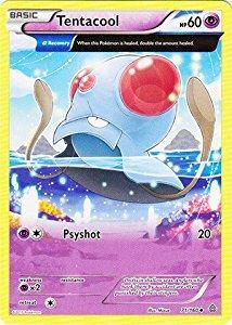 Pokemon Single Card XY - PRIMAL CLASH - (Full Art) 071/160 : Tentacool