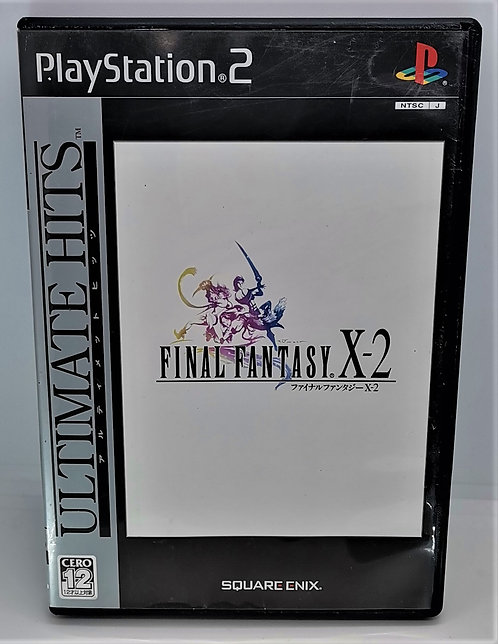 Final Fantasy X-2 for Sony PlayStation 2 PS2