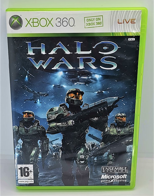 Halo Wars for Microsoft Xbox 360
