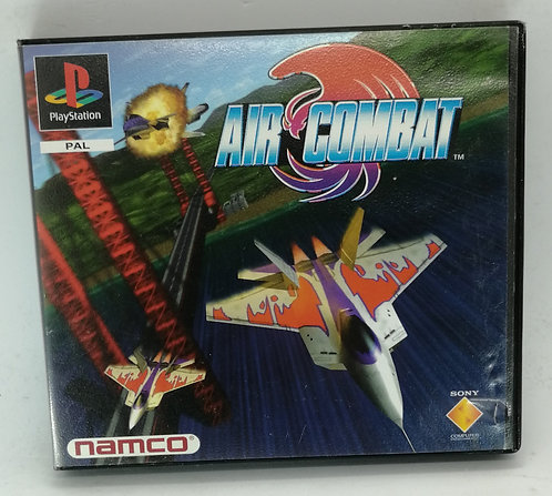 Air Combat (Rental Version) for Sony PlayStation PS1
