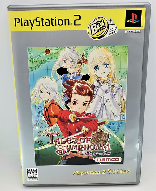 Tales of Symphonia for Sony PlayStation 2 PS2