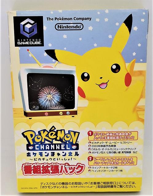 Pokemon Channel for Nintendo GameCube