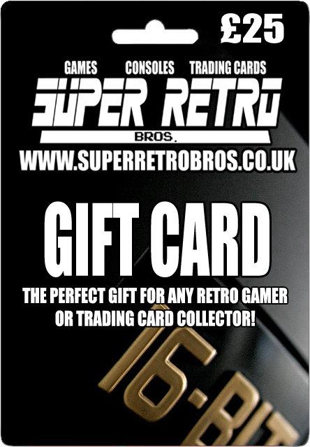 Gift Card - £25