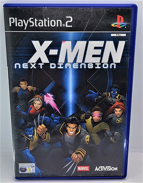 X-Men: Next Dimension for Sony PlayStation 2 PS2