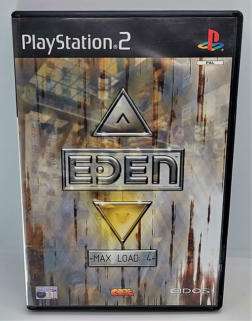 Project Eden for Sony PlayStation 2 PS2