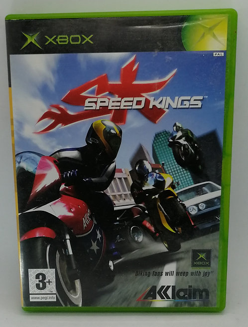 Speed Kings for Microsoft Xbox
