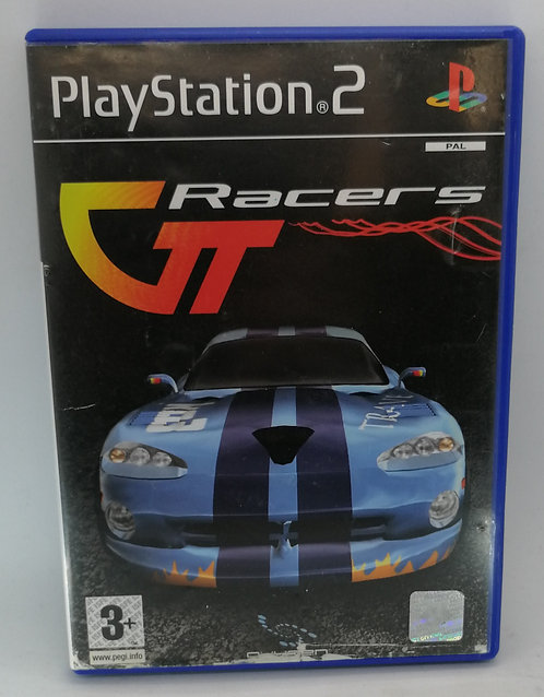 GT Racers for Sony PlayStation 2 PS2