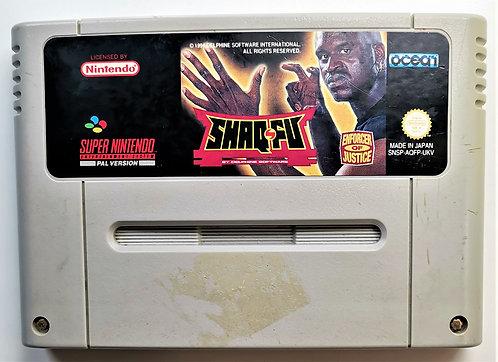 Shaq Fu for Super Nintendo SNES