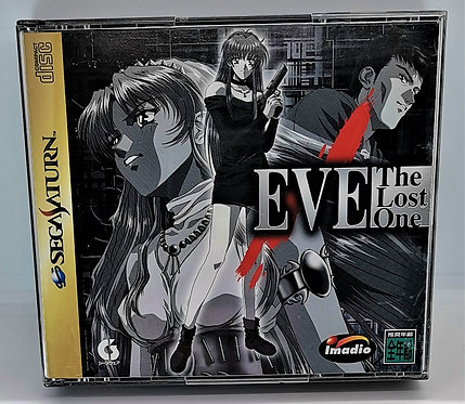 EVE: The Lost One for Sega Saturn