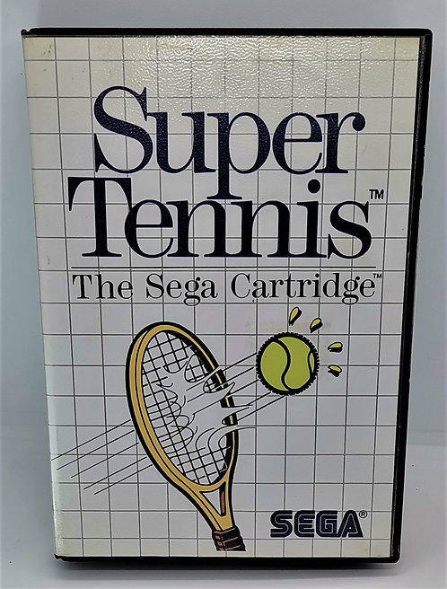 Super Tennis for Sega Master System