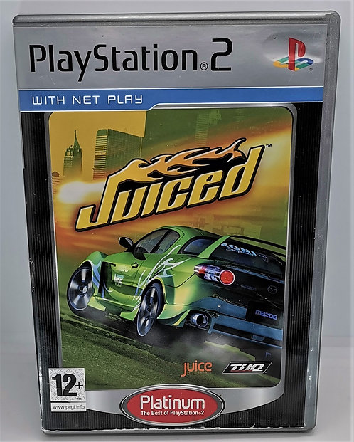 Juiced for Sony PlayStation 2 PS2