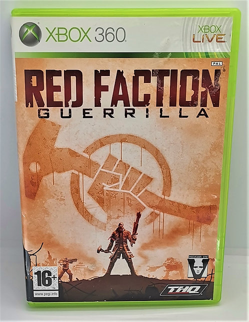 Red Faction: Guerrilla for Microsoft Xbox 360