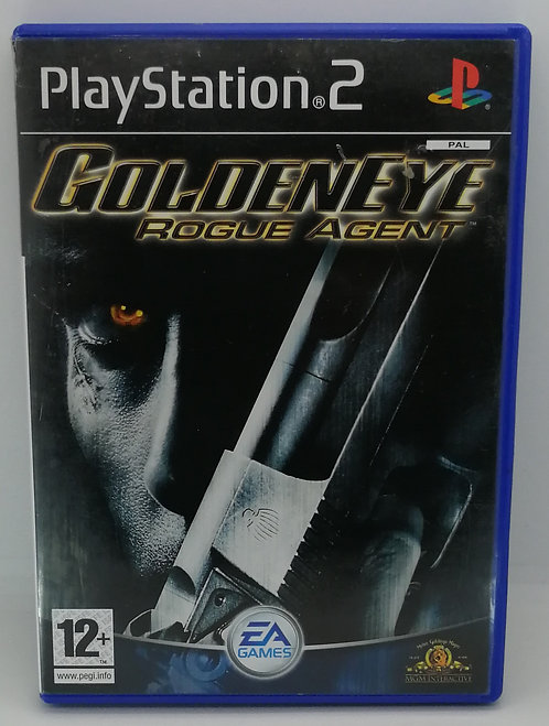 GoldenEye: Rogue Agent for Sony PlayStation 2 PS2