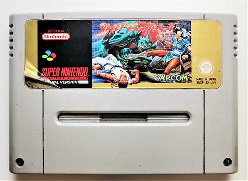 Street Fighter II (2) for Super Nintendo SNES