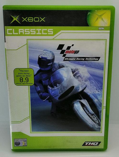 MotoGP: Ultimate Racing Technology for Microsoft Xbox