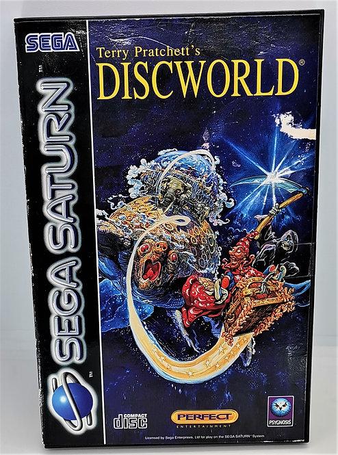 Discworld for Sega Saturn
