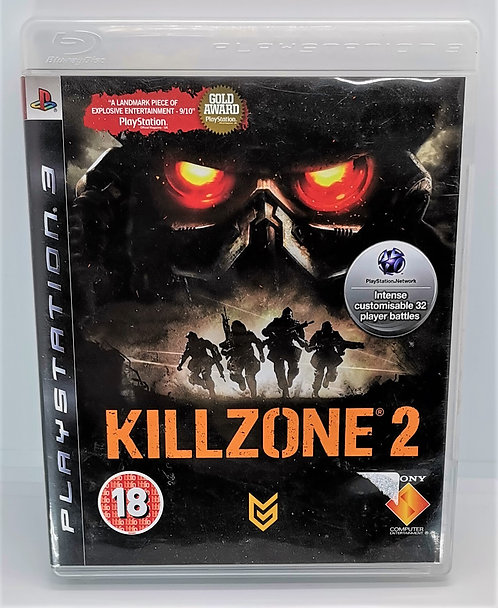 Killzone 2 for Sony PlayStation 3 PS3
