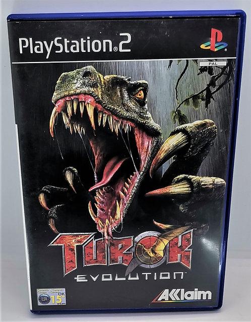 Turok: Evolution for Sony PlayStation 2 PS2
