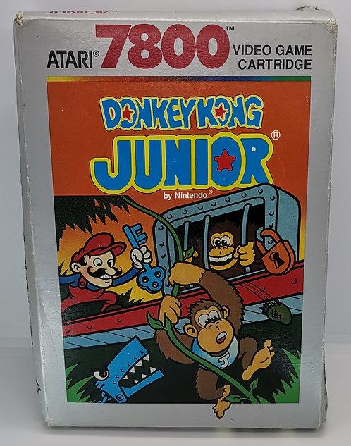 Donkey Kong Junior for Atari 7800