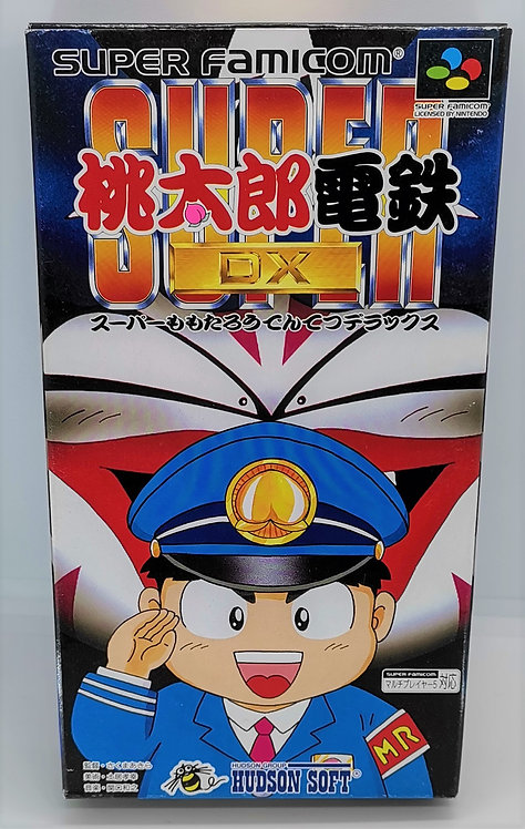 Super Momotarou Dentetsu DX for Nintendo Super Famicom