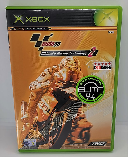 MotoGP: Ultimate Racing Technology 2 for Microsoft Xbox