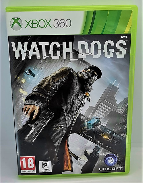 Watch Dogs for Microsoft Xbox 360