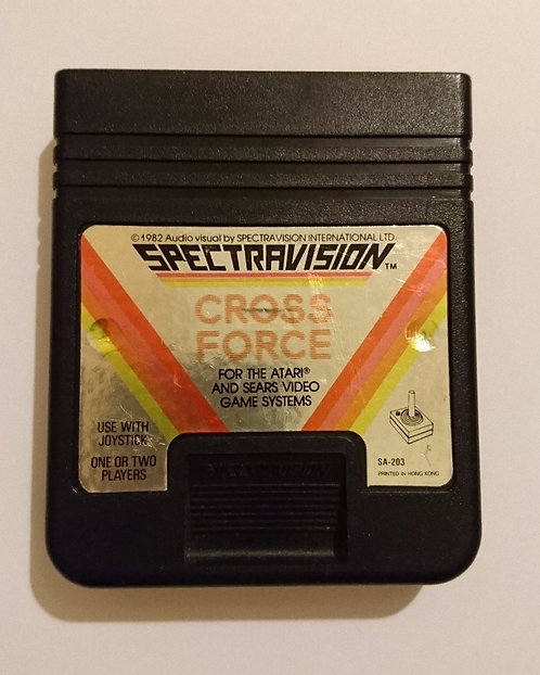 Spectravision Cross Force for Atari & Sears Systems