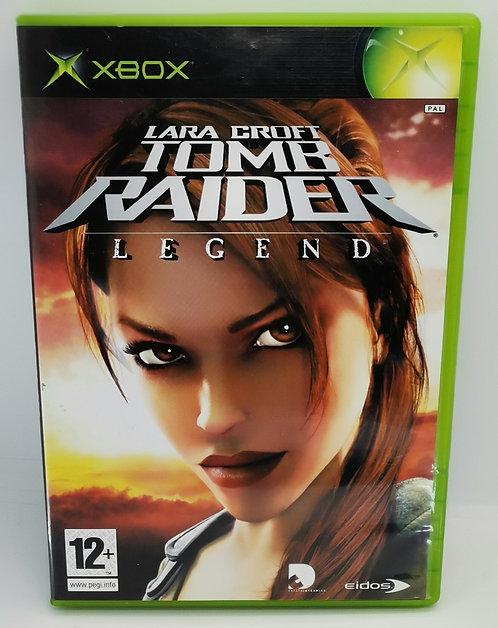 Lara Croft: Tomb Raider - Legend for Microsoft Xbox