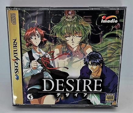 Desire for Sega Saturn