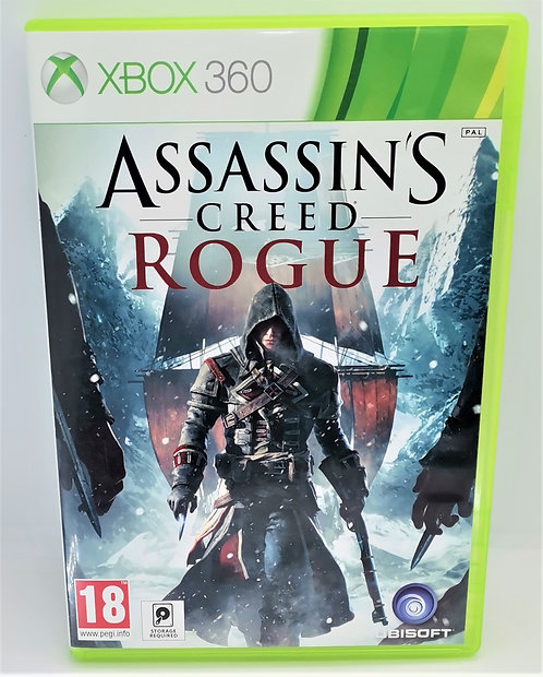 Assassin's Creed: Rogue for Microsoft Xbox 360