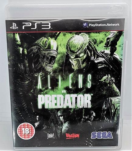 Aliens vs. Predator for Sony PlayStation 3 PS3