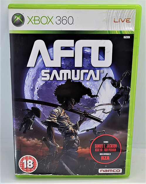 Afro Samurai for Microsoft Xbox 360