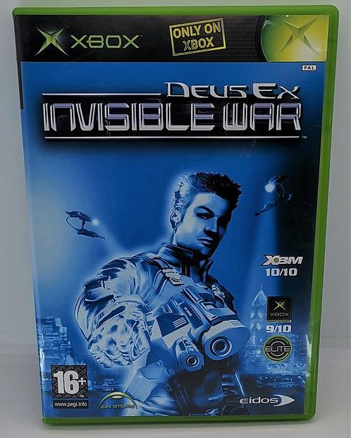 Deus Ex: Invisible War for Microsoft Xbox