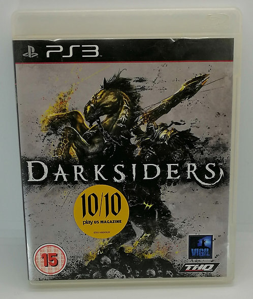 Darksiders for Sony PlayStation 3 PS3