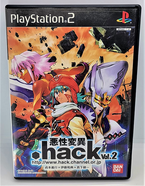.hack//Mutation: Part 2 for Sony PlayStation 2 PS2