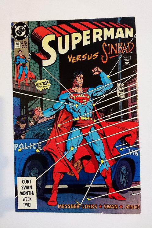 Superman Vol 2 #48