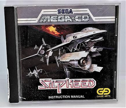 Silpheed for Sega Mega-CD