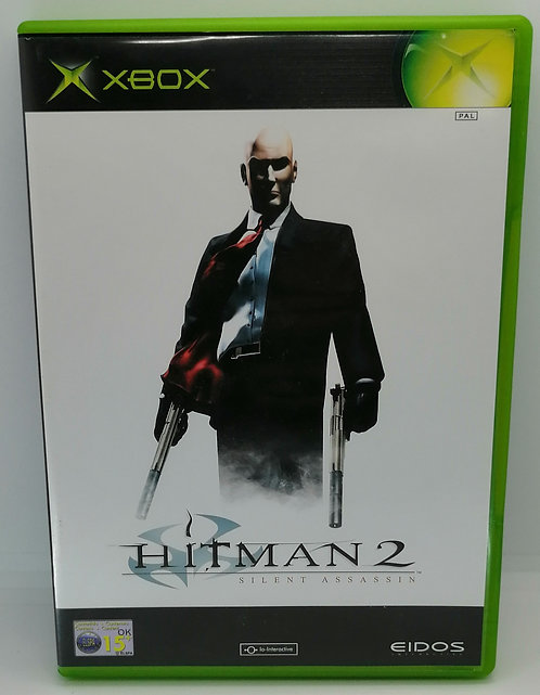 Hitman 2: Silent Assassin for Microsoft Xbox