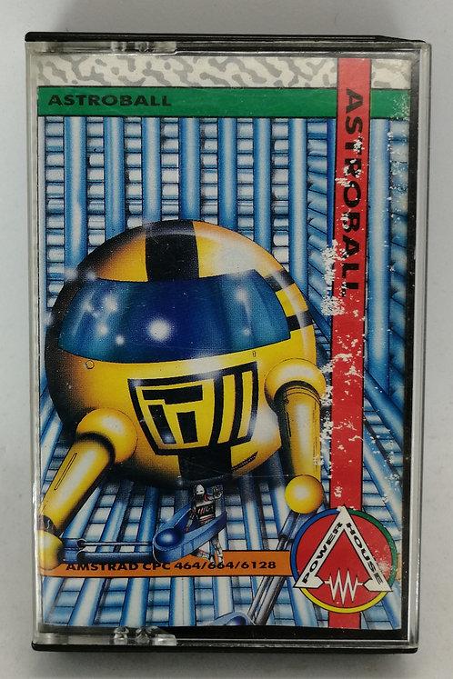Astroball for Amstrad CPC