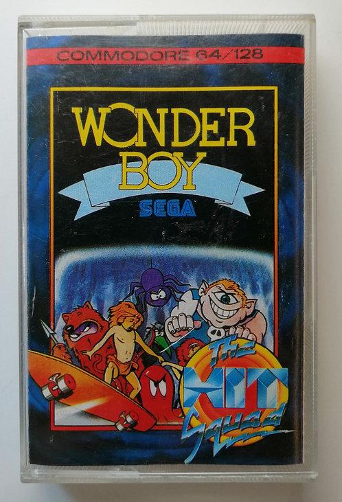 Wonder Boy for Commodore C64