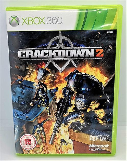 Crackdown 2 for Microsoft Xbox 360
