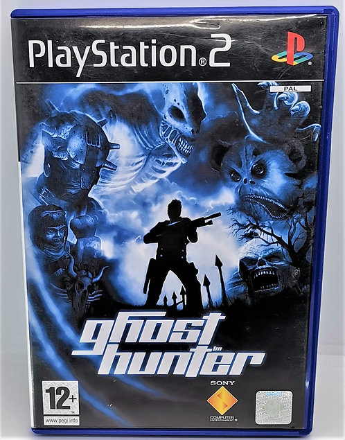 Ghosthunter for Sony PlayStation 2 PS2