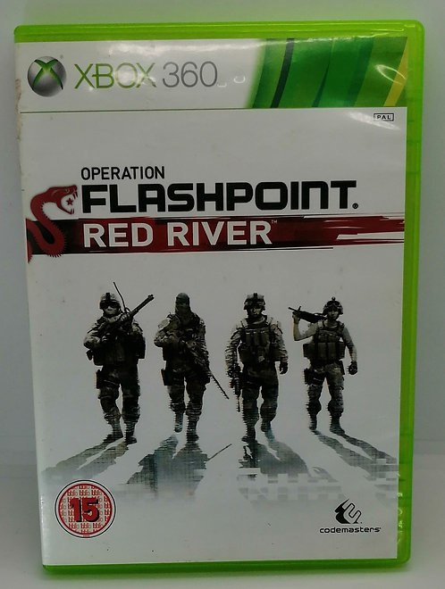 Operation Flashpoint: Red River for Microsoft Xbox 360