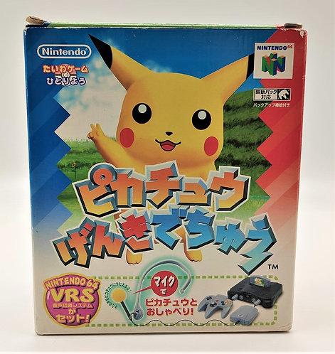 Hey You, Pikachu! for Nintendo N64