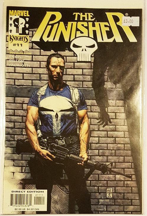 Punisher Vol 5 Issue #11