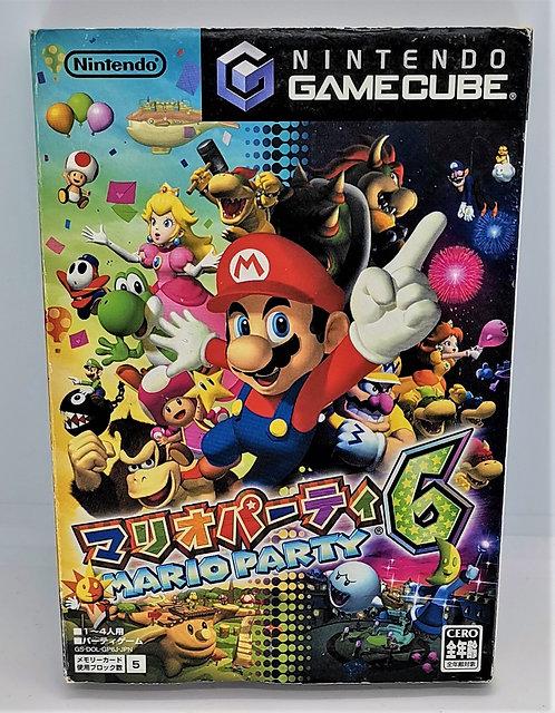 Mario Party 6 for Nintendo GameCube