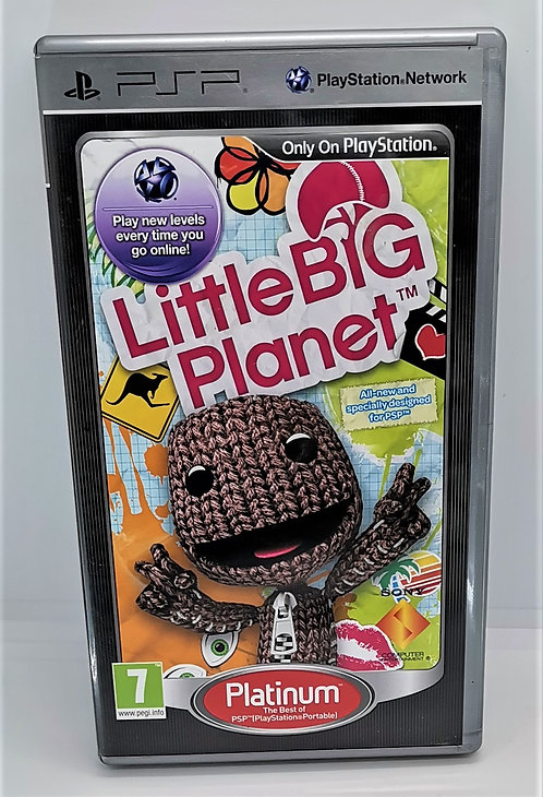 LittleBigPlanet for Sony PlayStation Portable PSP