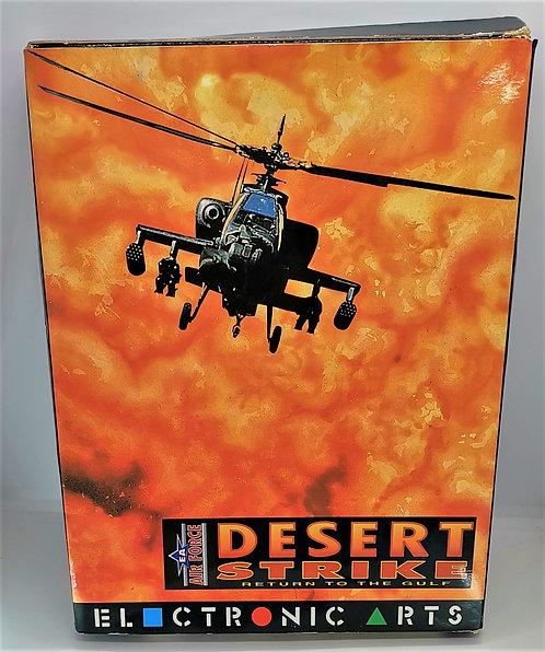 Desert Strike for Commodore Amiga